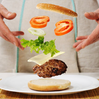 Build a Better Burger!