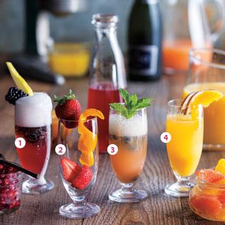 Build a Mimosa Bar
