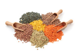 Top 5 Mediterranean Foods-lentils