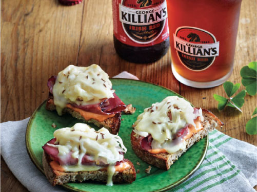 Reuben Toasts