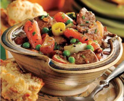 Beef Slow Cooker Irish Stew