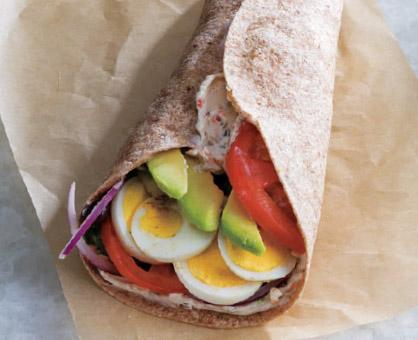 Breakfast Wrap