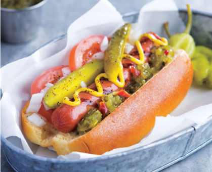Chicago-Style Dogs