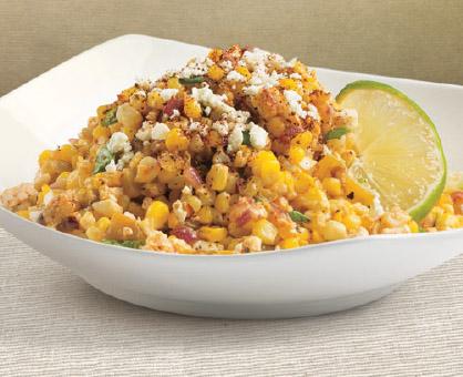 Mexican Corn Elote Salad (Mexican Street Corn Salad)